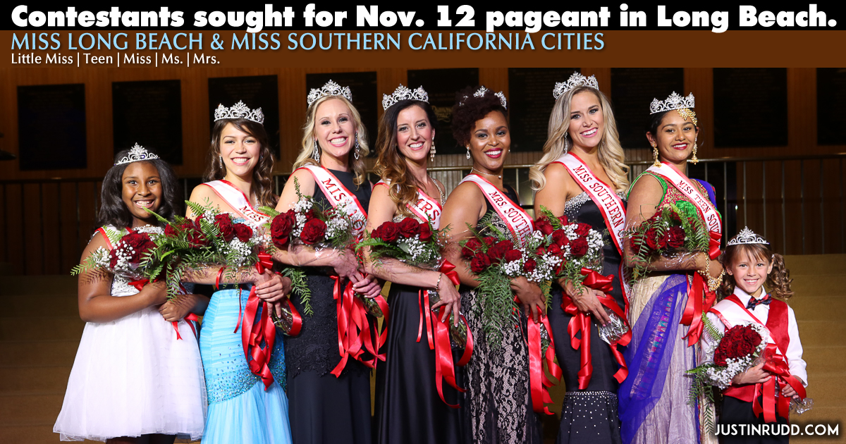 2017 Miss Long Beach & SoCal Cities titleholders
