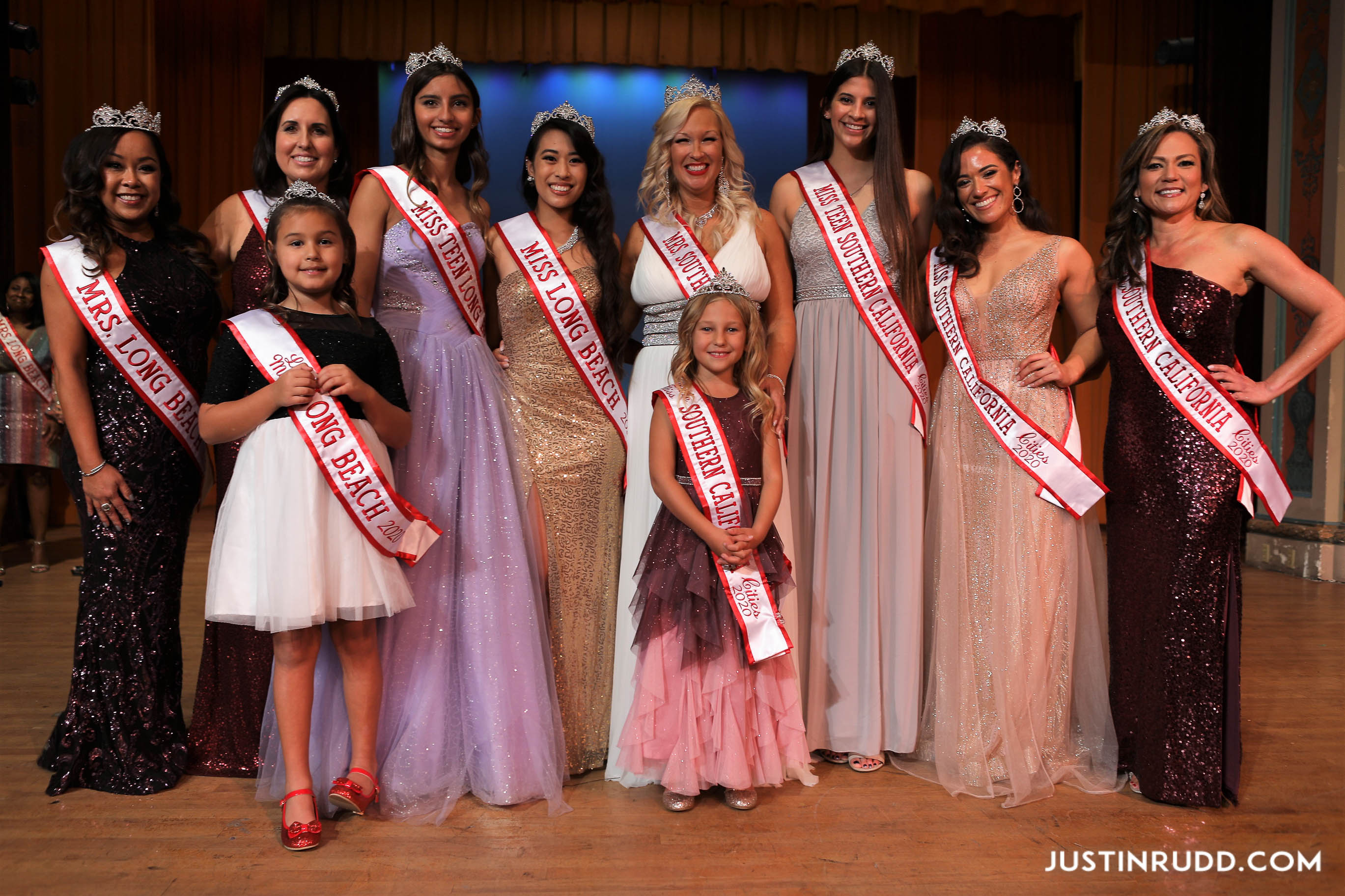 2020 titleholders, chosen Nov. 24, 2019