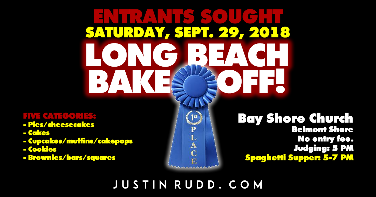 Long Beach Bake-Off logo