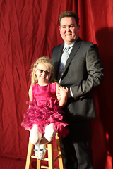 Father/Daughter Dance in Long Beach
