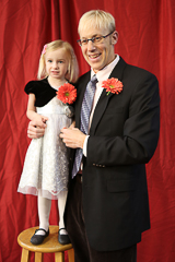 Father/Daughter Dance, Long Beach, Calif.
