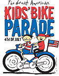 4th of July Kids Bike Parade