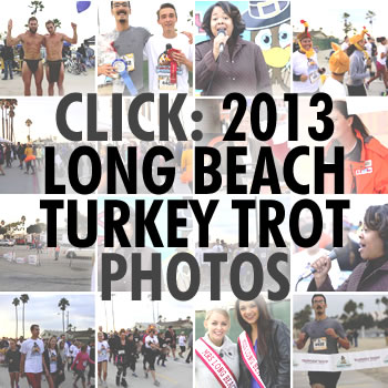 2013 Long Beach Turkey Trot photos